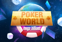 Poker World - Mega Billions